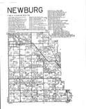 Newburg T99N-R18W, Mitchell County 1994 Published by R. C. Booth Enterprises